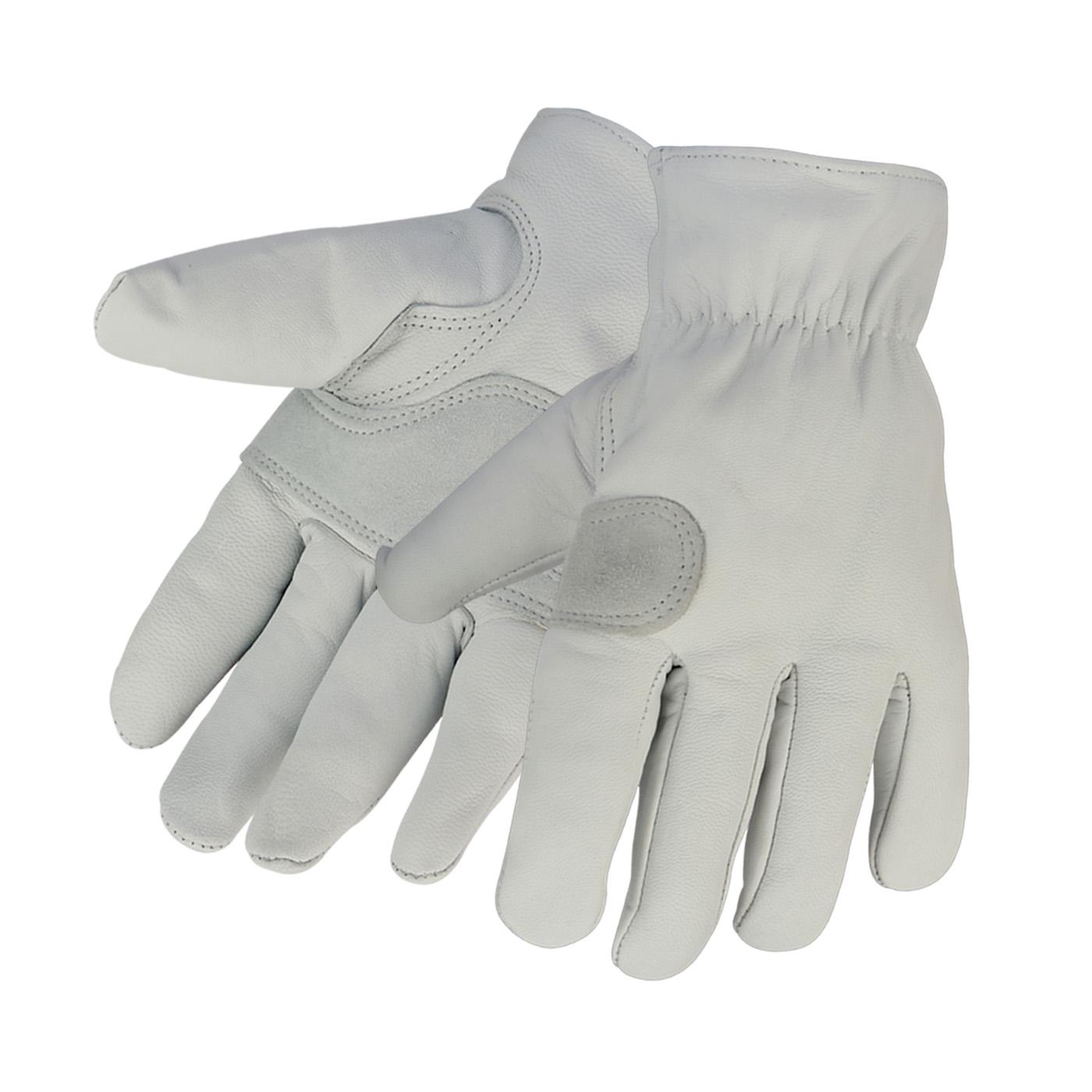 Goatskin Leather Driver Gloves