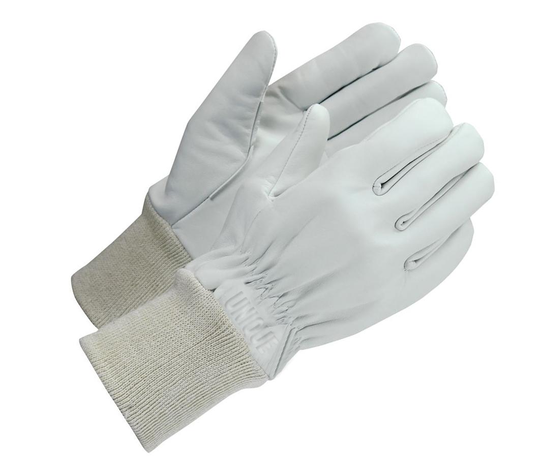 Sheep Skin Leather Glove Straight Thumb