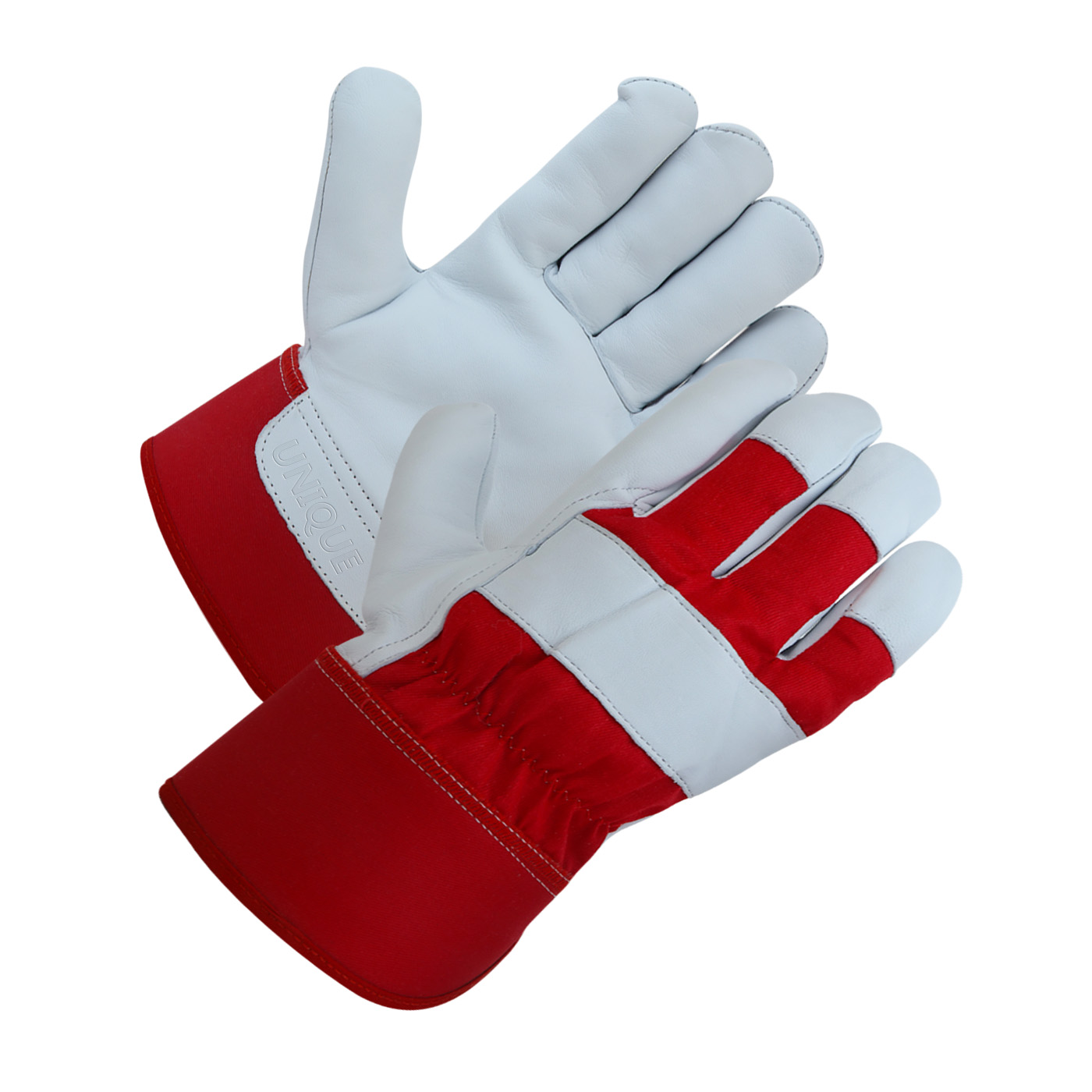 Cow Leather Rigger Glove Cotton