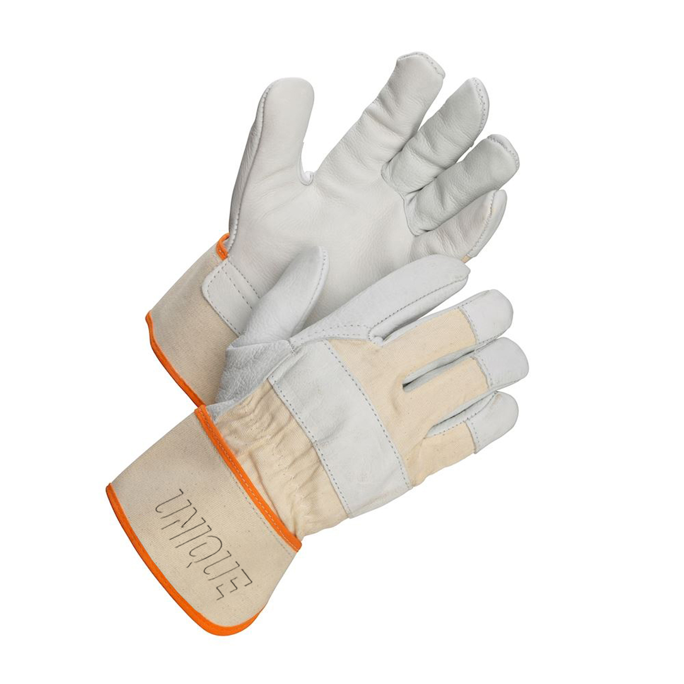 Cow Grain Leather Glove