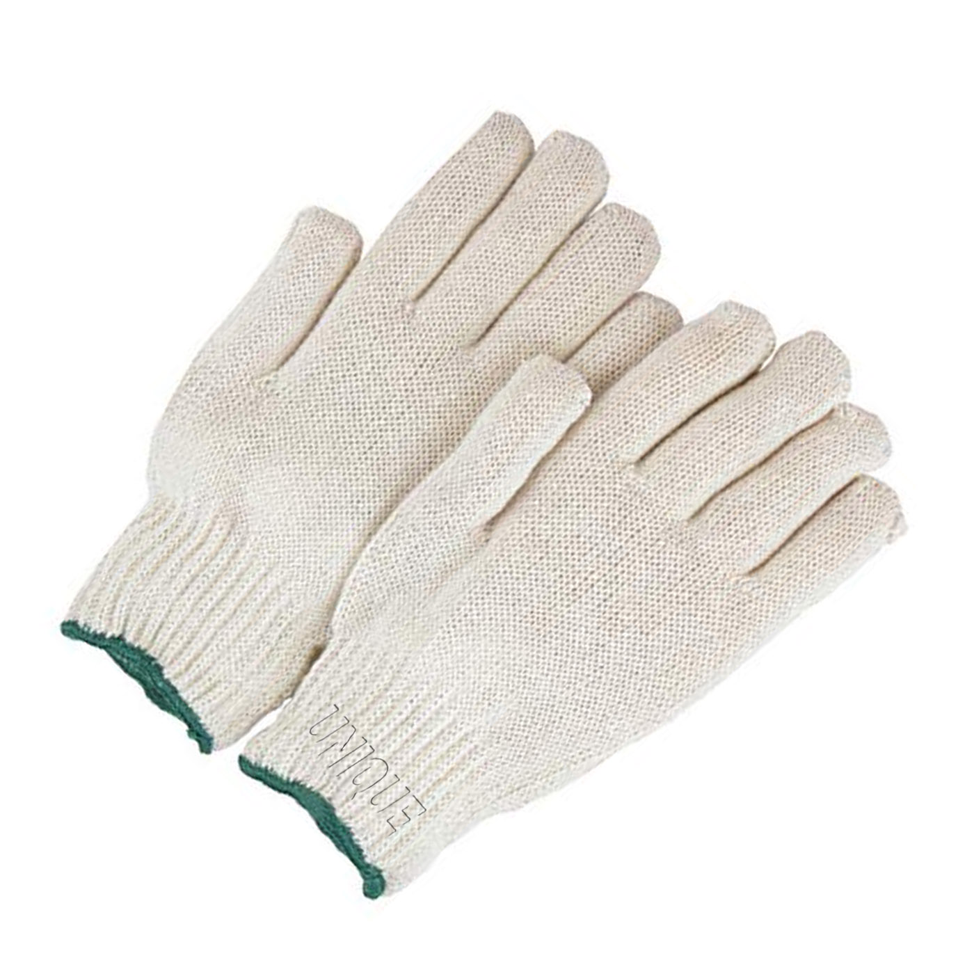Seamless Knitted Cotton Gloves
