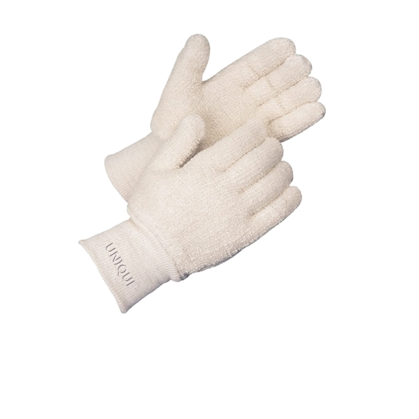 Terry cloth cotth gloves