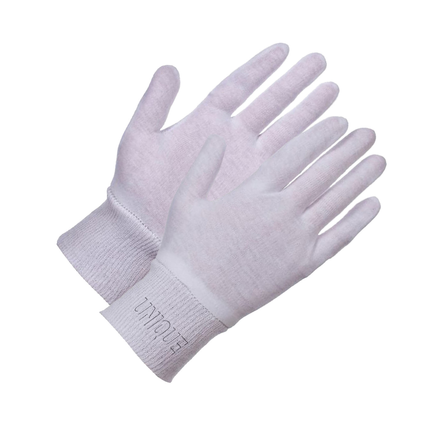 Cotton Unbleached Gloves