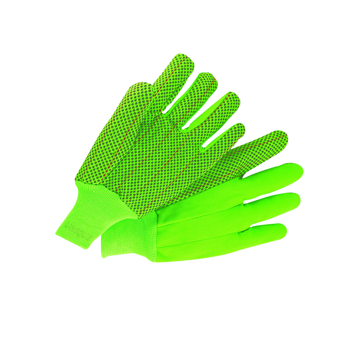 Pvc Dotted Palm For Added Grip