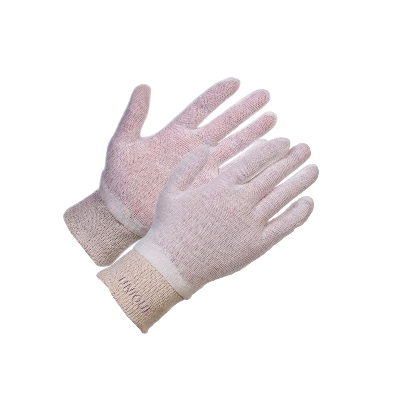 100% Cotton Reversible jersey Gloves