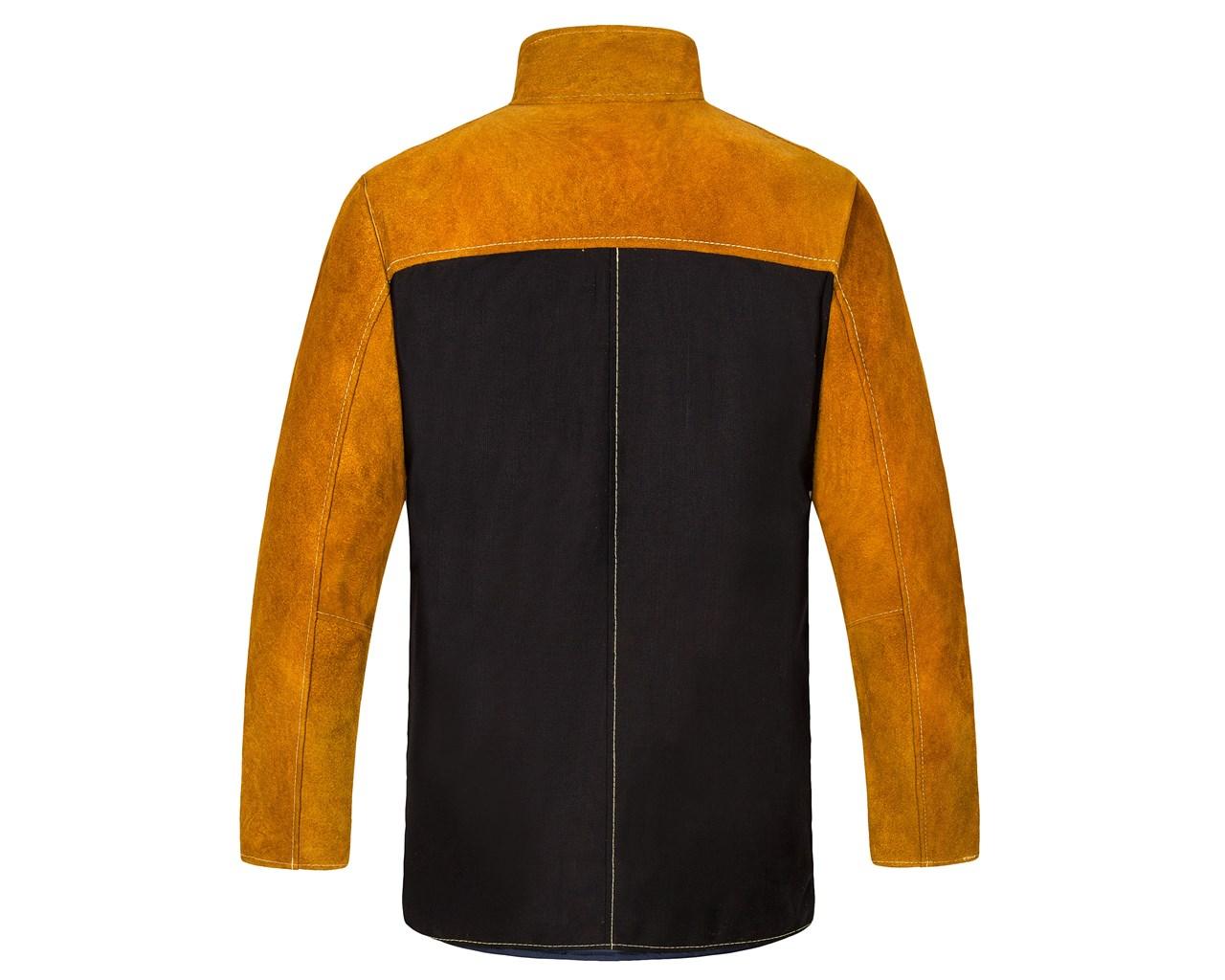 Ten & Black Cow Split Welder Jacket