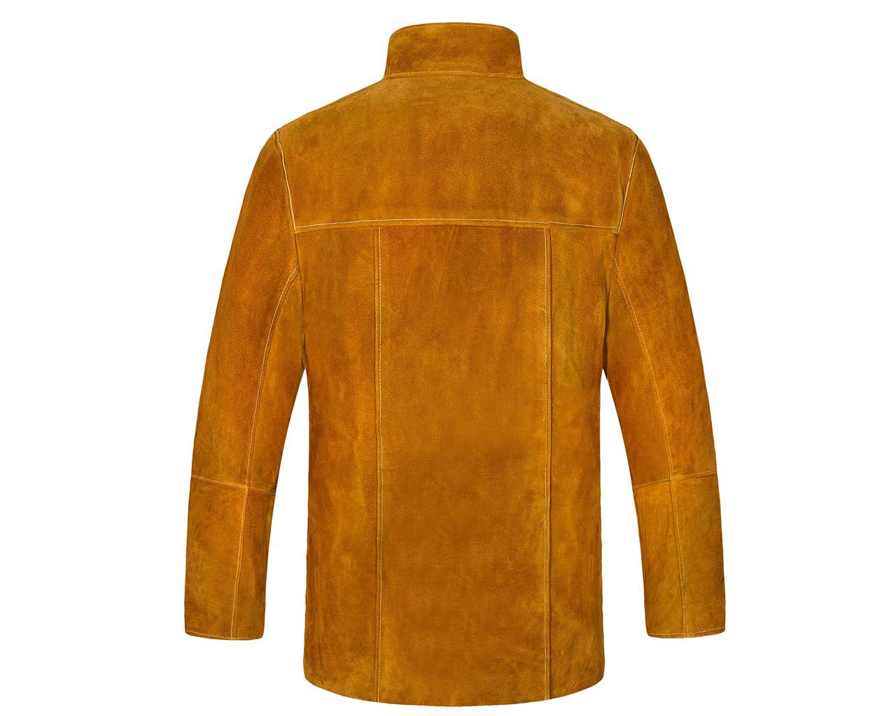 Cow Split Welder Jacket