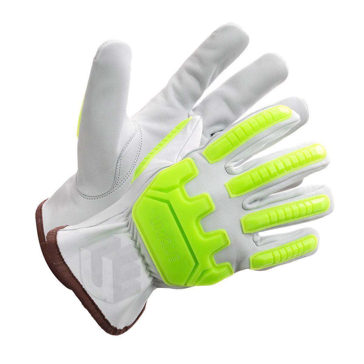 Natural Goat Skin Driver Glove